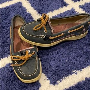 EUC Sperry Top-Sider Non-Marking Shoes 💕